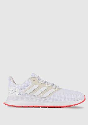 Resim Falcon Beyaz Kadın Koşu Ayakkabısı Fw5142