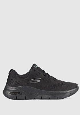 Resim Arch Fit Siyah Kadın Spor Ayakkabısı 149057Bbk