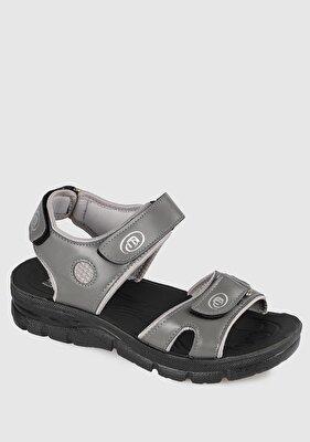 Resim Füme Erkek Konfor Sandalet