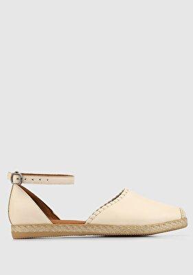 Resim Ten Rengi Kadın Ayakkabı