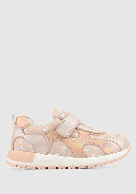 Resim Pembe Kız Çocuk Ayakkabı
