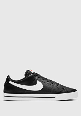 Resim Court Legacy Siyah-Beyaz Erkek Sneaker Cu4150-002