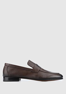 Resim Kahve Erkek Ayakkabı