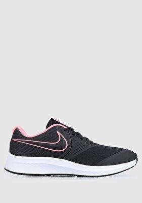Resim Star Runner Siyah Kadın Koşu Ayakkabısı Aq3542-002