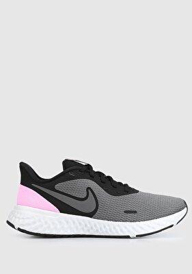 Resim Revolution 5 Gri Kadın Koşu Ayakkabısı Bq3207-004
