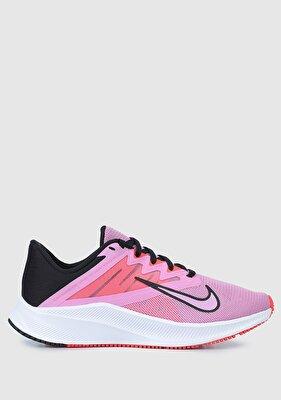 Resim WMNS Quest 3 Pembe Kadın Koşu Ayakkabısı CD5434-107