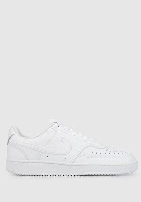Resim Wmns Court Vision Low Beyaz Kadın Sneaker Cd5434-100
