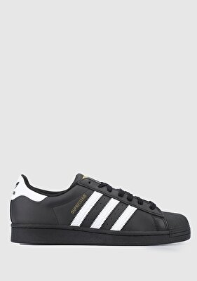 Resim Superstar Siyah Erkek Sneaker EG4959