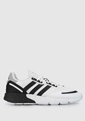 Resim Zx 1K Boost Beyaz Siyah Erkek Sneaker FX6510