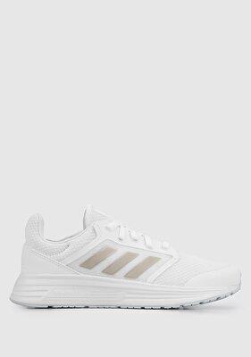 Resim Galaxy 5 Beyaz Kadın Koşu Ayakkabısı FY6744