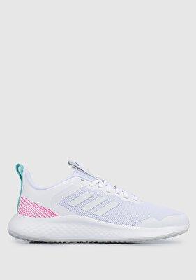 Resim Fluid Street Beyaz Kadın Koşu Ayakkabısı FY8465