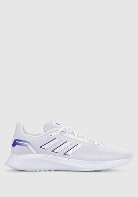 Resim Run Falcon 2.0 Beyaz Erkek Koşu Ayakkabısı FY9626