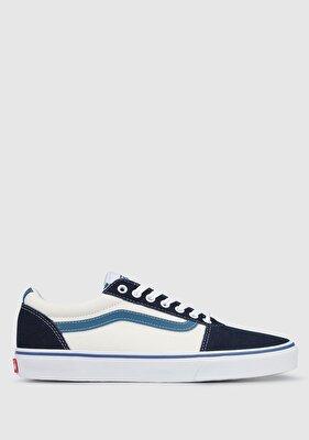 Resim Retro Sport Mavi Beyaz Ward Erkek Sneaker VN0A36EM