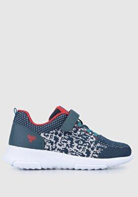 Resim HML Lucca Mavi Kız Çocuk Sneaker 212660-8587