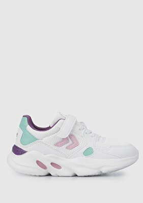 Resim HML York jr Beyaz Kız Çocuk Sneaker 212675-9051