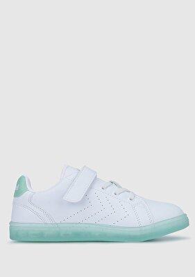 Resim Hmltaegu Jr Sneaker Beyaz Kız Çocuk Sneaker 212701-9049