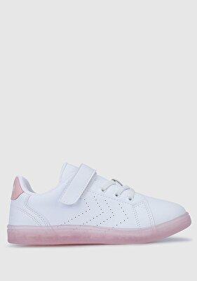 Resim Hmltaegu Jr Sneaker Beyaz Kız Çocuk Sneaker 212701-9051