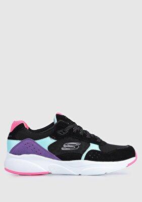 Resim Meridian Siyah Kadın Sneaker 13020Bkmt