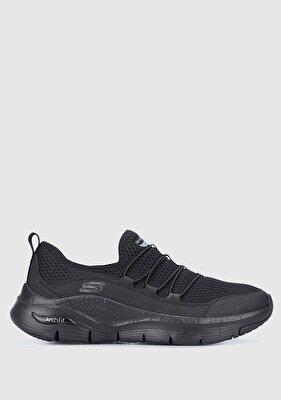 Resim Arch Fıt Siyah Kadın Sneaker 149056 Bbk
