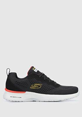 Resim Skech Air Dynamight Siyah Erkek Sneaker
