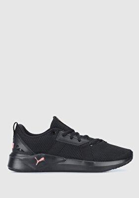Resim Chroma Wn S Puma Black-Georgia Peach Siyah Kadın Sneaker 19377509
