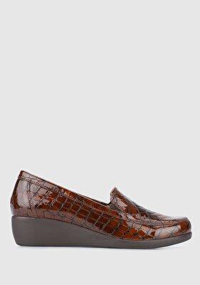 Resim Taba Kadın Casual Ayakkabı
