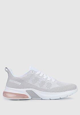 Resim Gri Kadın Ayakkabı