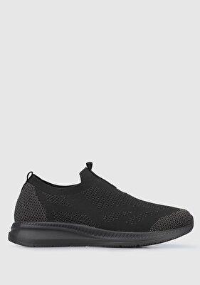 Resim Siyah Kadın Casual Ayakkabı