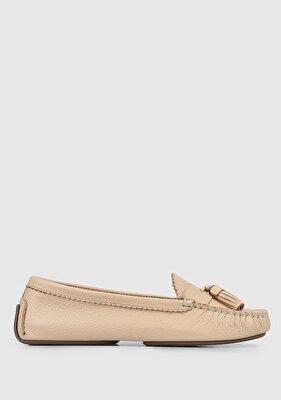 Resim Pudra Kadın Ayakkabı
