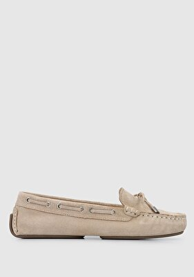 Resim Bej Kadın Ayakkabı