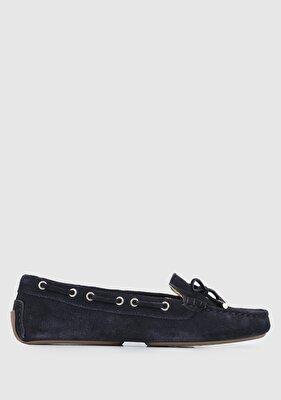 Resim Lacivert Kadın Ayakkabı