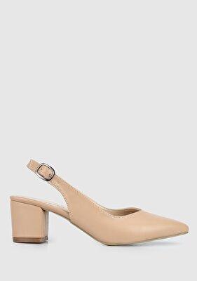 Resim Nude Kadın Ayakkabı