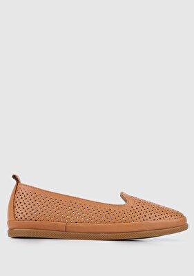 Resim Taba Kadın Ayakkabı