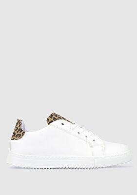 Resim Beyaz Kadın Ayakkabı