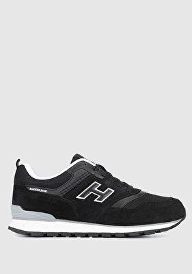 Resim Siyah Erkek Sneaker