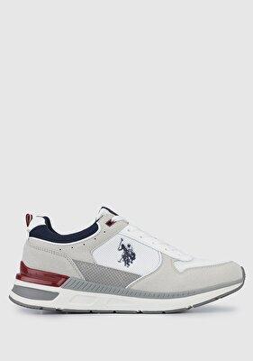 Resim Gri Erkek Ayakkabı