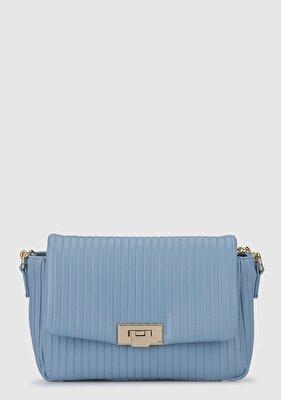 Resim Mavi Kadın Çapraz Çanta