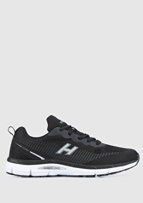 Resim Siyah-Beyaz Erkek Sneaker