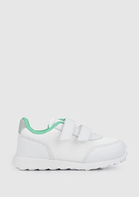 Resim Beyaz-Yesil  Ayakkabı
