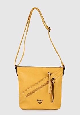Resim Sarı Kadın Çapraz Çanta