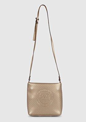 Resim Pudra Kadın Çapraz Çanta
