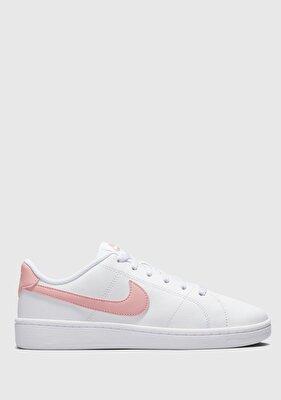 Resim Wmnscourt Royale 2 Beyaz-Pembe Kadın Sneaker Cu903