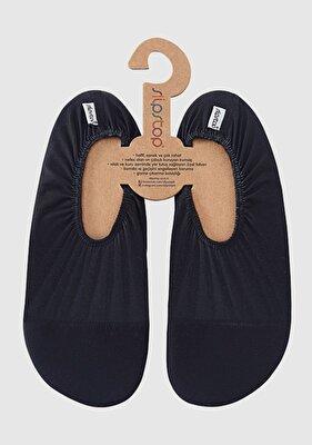 Resim  SS17110199 Black Junior Havuz Ayakkabısı