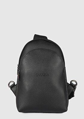 Resim Siyah Erkek Çapraz Çanta