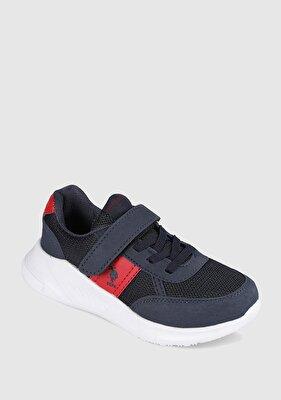 Resim Lacivert Erkek Çocuk Sneaker