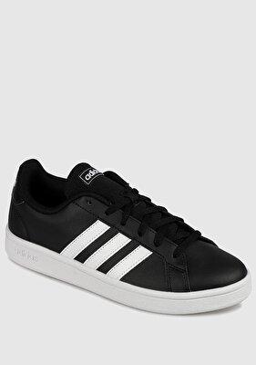 Resim Grand Court Base Siyah Kadın Sneaker Ee7482