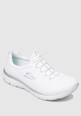 Resim Summits Beyaz Kadın Sneaker 12980Wsl