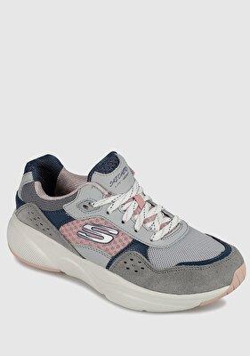 Resim Meridian Gri Kadın Sneaker 13019Gypk
