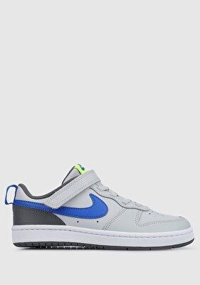 Resim Court Borough Low 2 Gri Erkek Çocuk Sneaker Bq5451