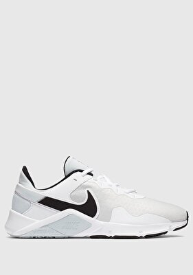 Resim Legend Essential 2 Beyaz Siyah Erkek Koşu Ayakkabı